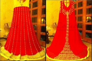 party wear for girls by sania collections (4)