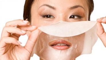 Orange Home-Made Peel Off Mask For Pimples
