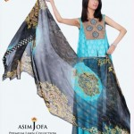 Asim Jofa Premium Lawn Collection For Spring 2012-012