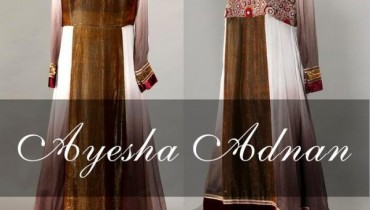 Ayesha Adnan Latest Spring Semi-Formal Wear 2012-005
