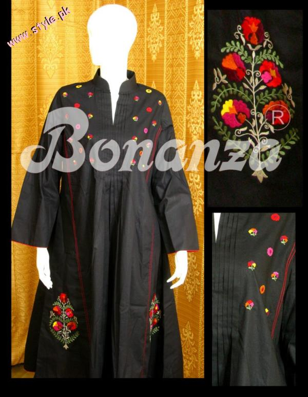 Bonanza Latest Party wear Collection For SPring 2012 005 for women local brands bonanza designer