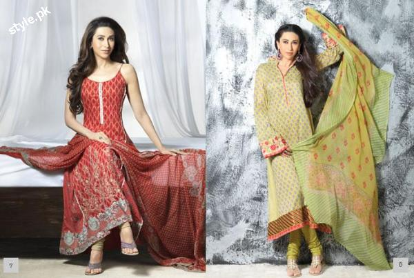Crescent Lawn by faraz Manan Summer Collection 2012 5 local designer clothes for women crescent lawn designer