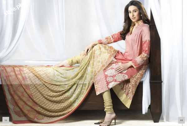 Crescent Lawn by faraz Manan Summer Collection 2012 7 local designer clothes for women crescent lawn designer