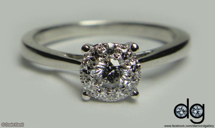 Wedding Ring Resale 3 Cool DIAMOND GALLERY SALE