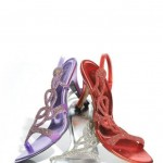 Fashionable Sandals Collection For Summer 2012 By Unze
