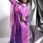 Gul Ahmed Chiffon Summer Collection 2012 for Girls 10