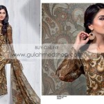 Gul Ahmed Chiffon Summer Collection 2012 for Girls 11