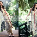 Gul Ahmed Chiffon Summer Collection 2012 for Girls 13