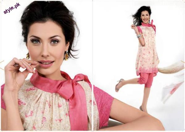 Kayseria Spring Summer Lawn 2012 – Full Catalog 1