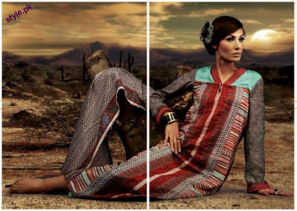 Kayseria Spring Summer Lawn 2012 – Full Catalog 17