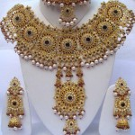 Latest Bridal Jewellery designs 2012 in Pakistan 10 150x150 wedding wear jewellery