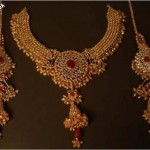 Latest Bridal Jewellery designs 2012 in Pakistan 4 150x150 wedding wear jewellery