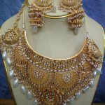 Latest Bridal Jewellery designs 2012 in Pakistan 5 150x150 wedding wear jewellery