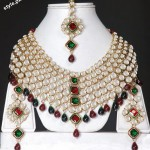 Latest Bridal Jewellery designs 2012 in Pakistan 8 150x150 wedding wear jewellery