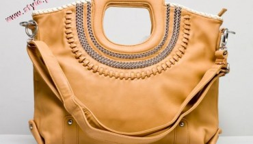 Latest Casual Wear Handbags By Fifth Avenue 2012-004