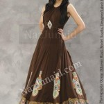 Latest Fashion Anarkali Frocks 2012 for Women 2