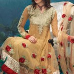 Latest Fashion Anarkali Frocks 2012 for Women 8