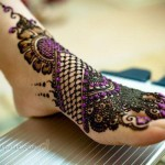Latest Fashion Mehndi Designs For Women 2012