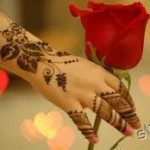 Latest Fashion Mehndi Designs For Women 2012 11