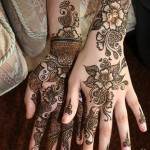 Latest Fashion Mehndi Designs For Women 2012 13