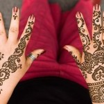 Latest Fashion Mehndi Designs For Women 2012 2