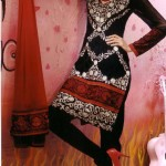 Latest Fashion Stitched Summer Suits 2012 by Mansha b