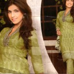 Latest Fashion Stitched Summer Suits 2012 by Mansha d 150x150 designer dresses