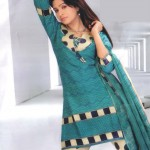 Latest Fashion Stitched Summer Suits 2012 by Mansha f