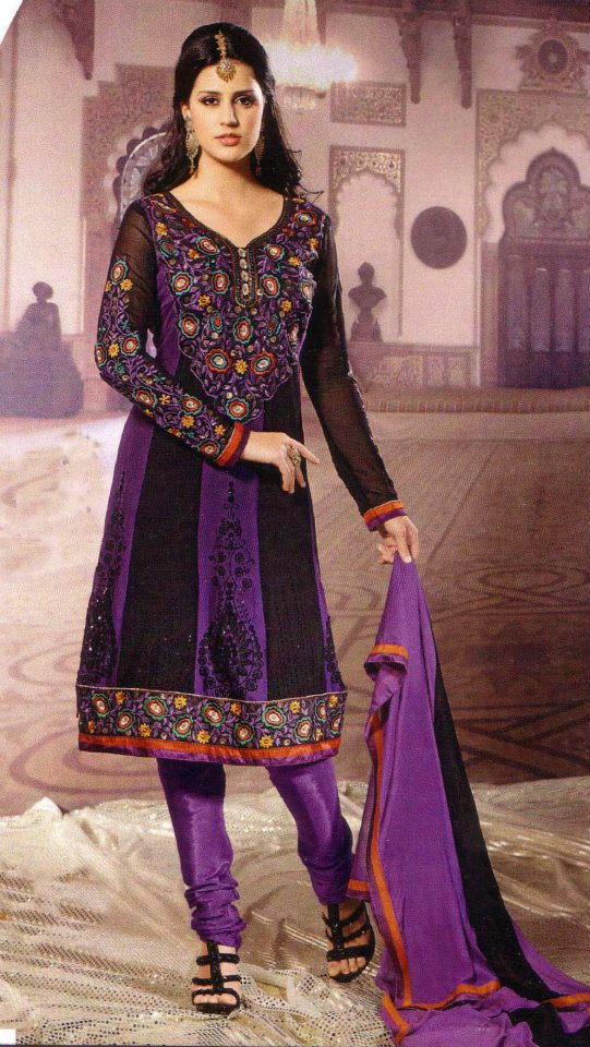 Latest Fashion Stitched Summer Suits 2012 by Mansha o local designer clothes for women