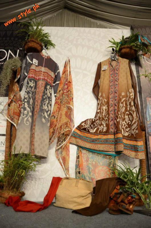 Latest Icon Fabrics Lawn Casual Wear 2012 007 pakistani dresses