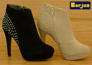 Latest shoes collection 2012 for girls (5)