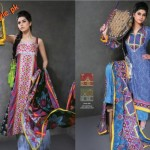 Latest Summer Casual Wear by Al-Karam Textiles 2012-008