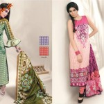 Latest Summer Casual Wear by Al-Karam Textiles 2012-010