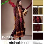 Nisha By Nishat Linen Embroidered Summer Lawn 2012-002