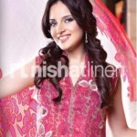 Nisha Love SpringSummer Collection 2012 by Nishat Linen 4