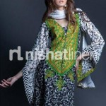 Nishat Linen Summer Collection 2012 Complete Catalog 8