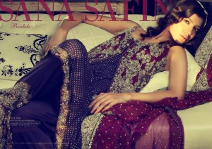 sana safinaz bridal collection 2012 (2)