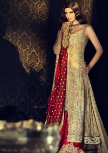 sana safinaz bridal collection 2012 (1)