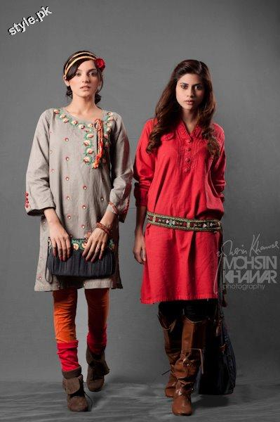 Shubinak Winter Collection for Women 2012 6