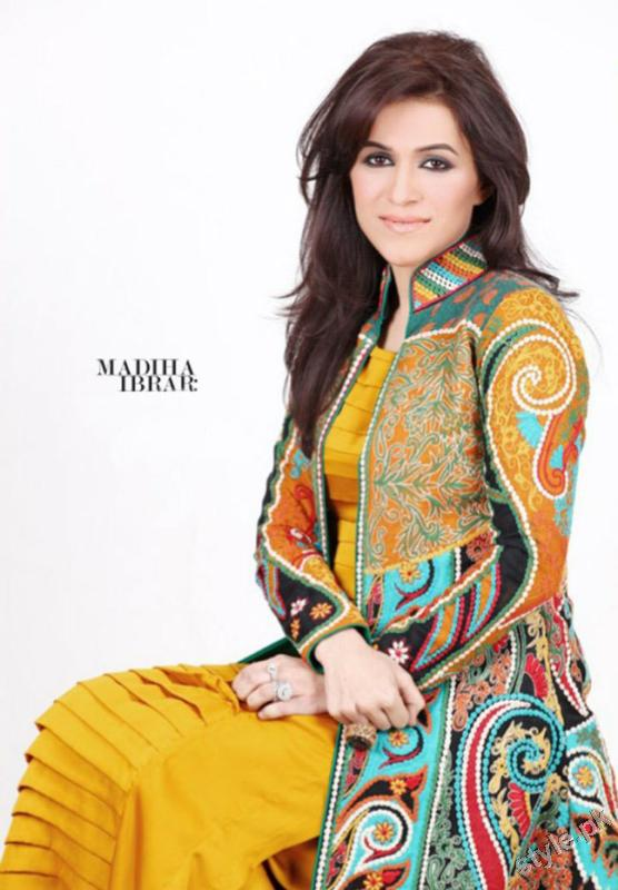 Top Designers of Pakistan in their Best Outfit 2012 2 designer dresses