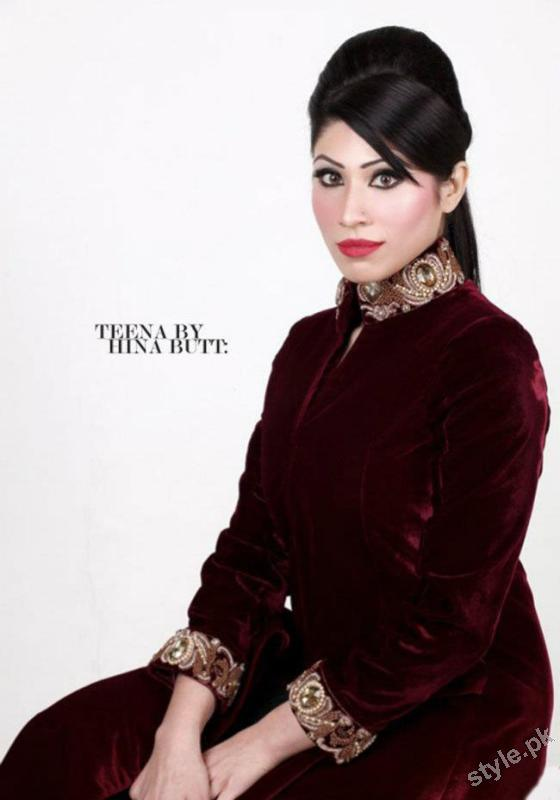 Top Designers of Pakistan in their Best Outfit 2012 4 designer dresses