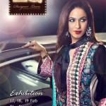 ZQ Designer Lawn Collection 2012 by Star Textile Mills 1