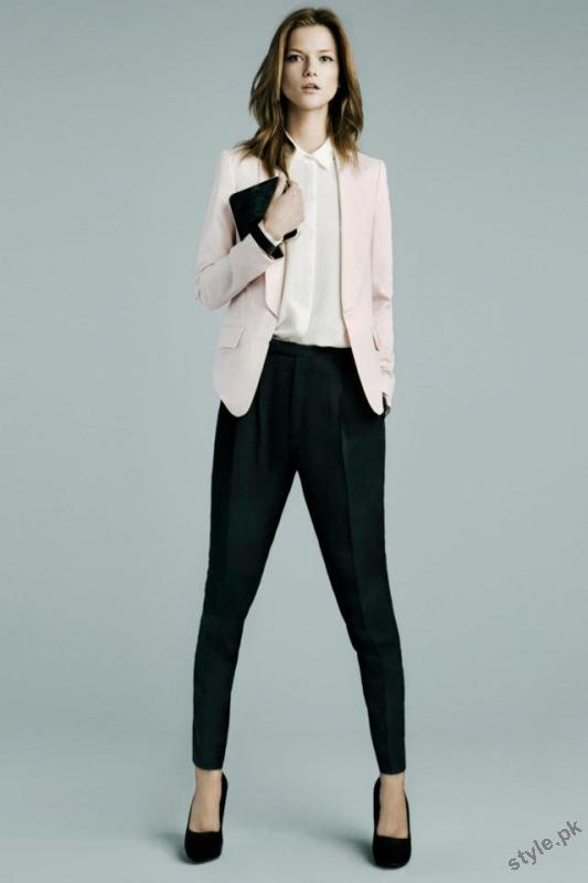 Zara Fashion Clothes for Women - Spring Summer 2012 10