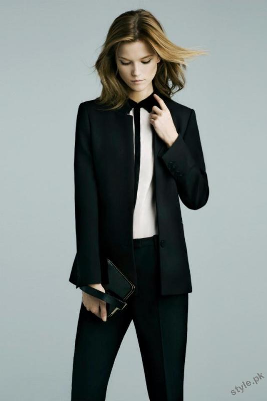 Zara Fashion Clothes For Women Spring Summer 2012 3