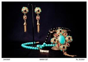 latest jewellery designs 2012 by taneez (11)