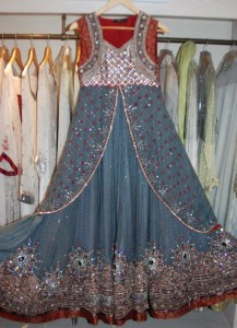 latest fashion bridal dresses and party wear by lajwanti 005 217x300 designer dresses bridal dresses