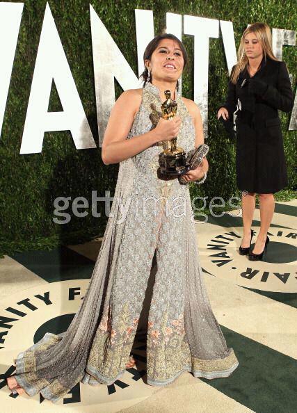 Oscar Winner - Sharmeen Obaid (2)
