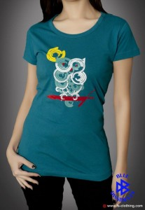 stylish t shirts for girls by fs clothing brand 006 207x300 fashion trends designer dresses
