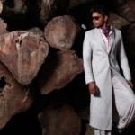 Arsalan & Yahseer Latest Men Suiting Collection 2012-006