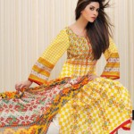 Bakhtawar Lawn Collection 2012 For Girls Summer Dresses
